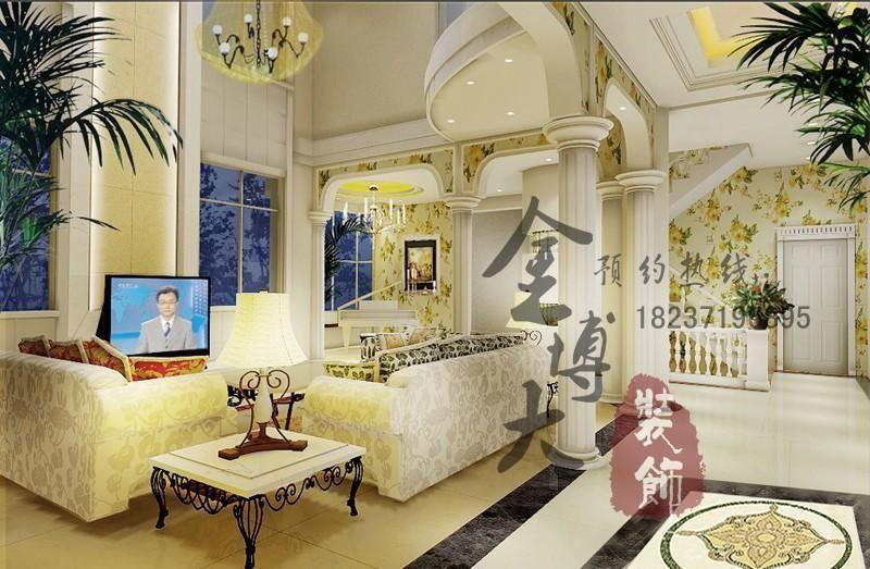 郑州别墅装修设计公司哪家好