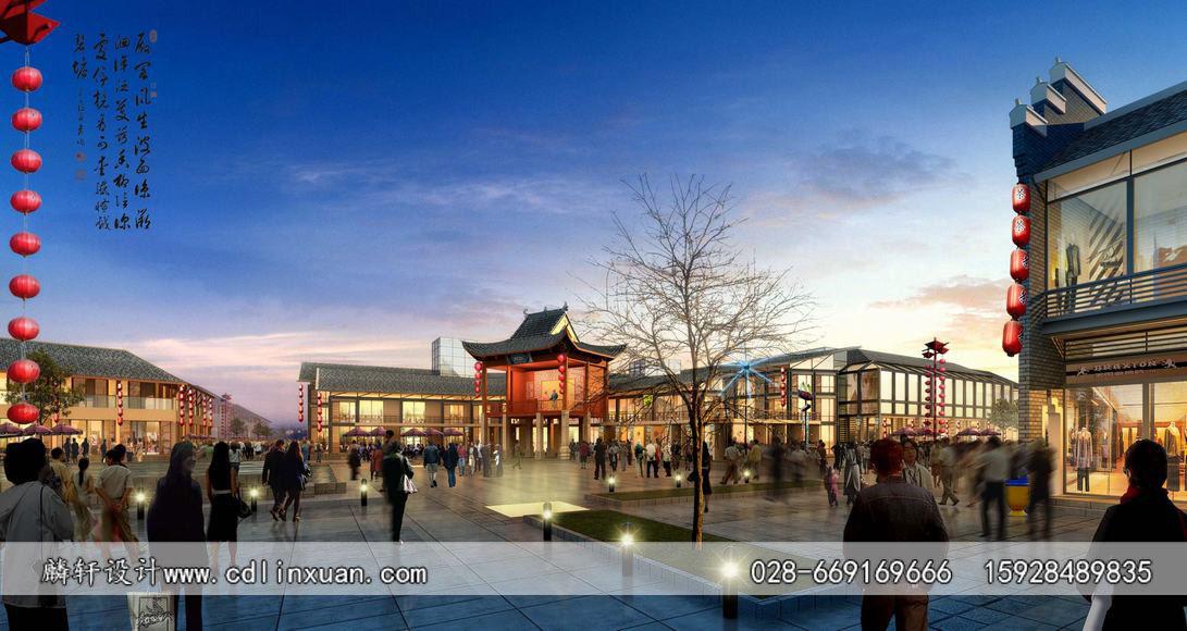 中国古建筑效果图_古建筑规划设计图的下载地址