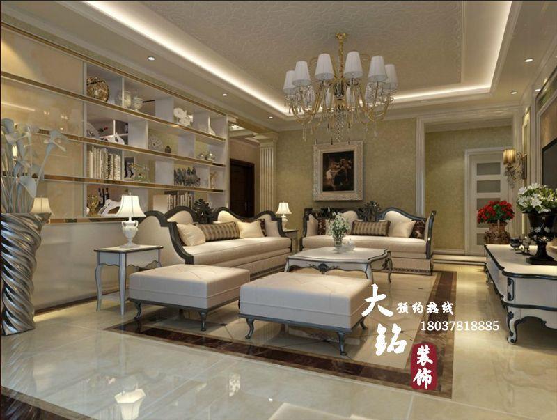 奢华欧式风格设计郑州新