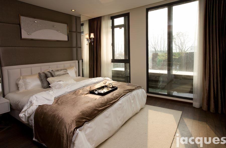 杭州绿城兰园 杭州样板房拍摄和建筑室内摄影1案例图片 杭州雅克建筑