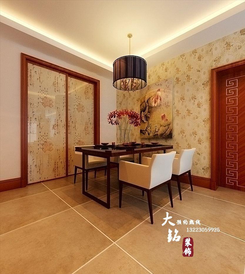 简约中式二手房装修设计案例123案例图片 郑州二手房装修 郑州婚房装高清图片