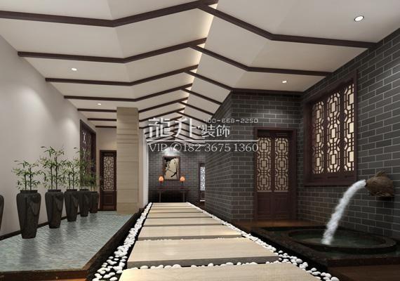 安阳茶楼装修效果图  鹤壁茶楼设计装修效果图 茶楼要简装 鹤壁茶楼