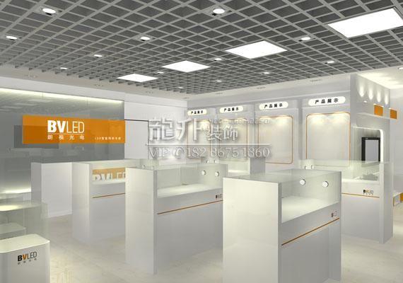 周口店面设计装修公司店面装修要展现个性12案例图片 设计师河南龙高清图片
