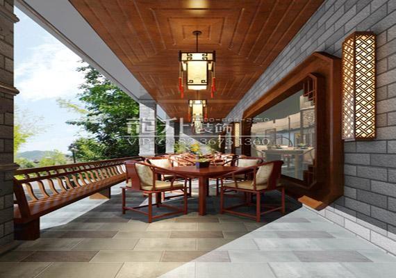 鹤壁茶楼设计风格有几种123456图片