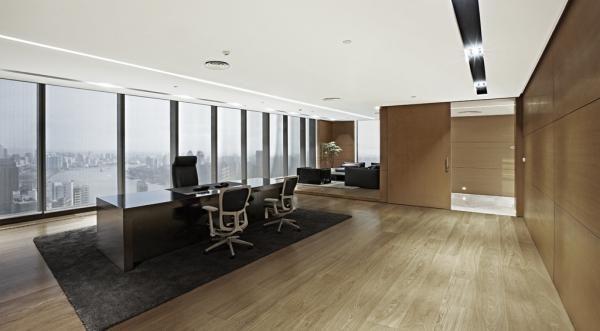 办公室装修设计-色彩搭配图片