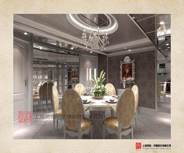 空间 郑州酒店餐厅装修案例 酒店功能分区装修案例