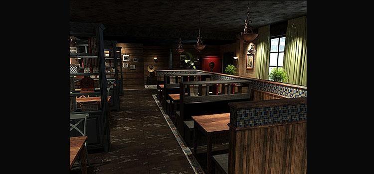 主题餐厅设计-设计案例