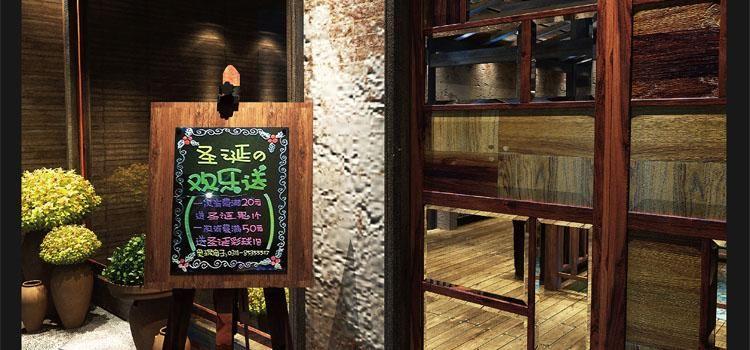 福州揽季月光主题餐厅设计12345678910