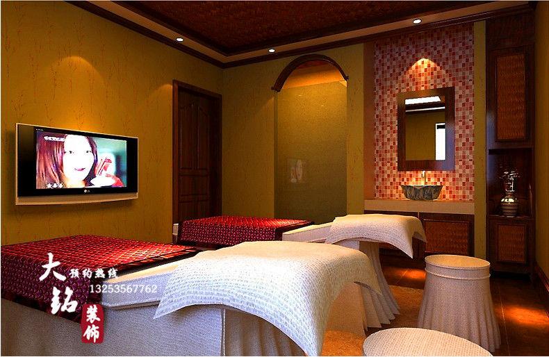 郑州美容院装修设计12345678910111213图片