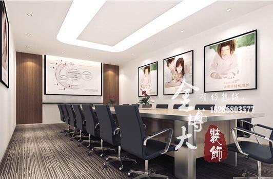 郑州写字楼装修装饰
