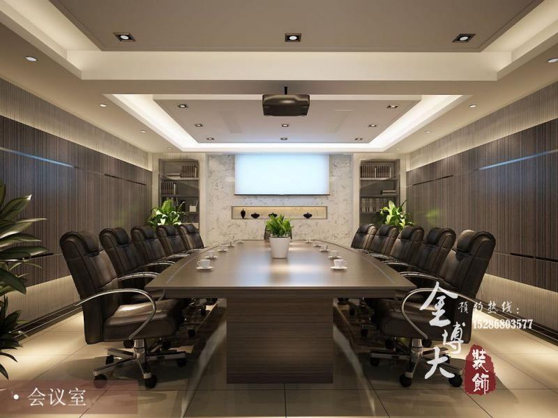 科技公司办公楼设计案例