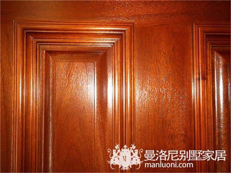 实木护墙板 原木护墙板 设计案例