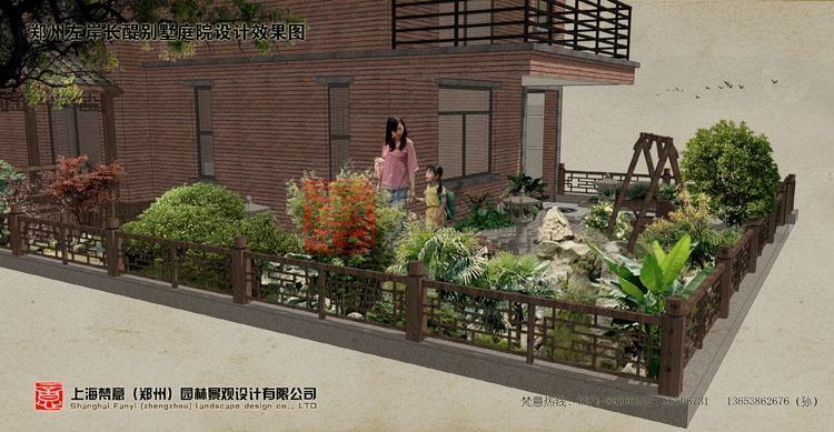 别墅景观设计植物风格分类 一