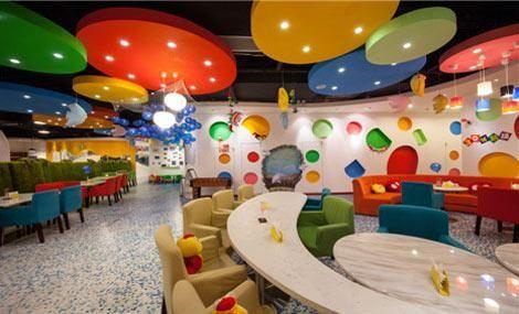 儿童主题餐厅装修设计理念-公司动态