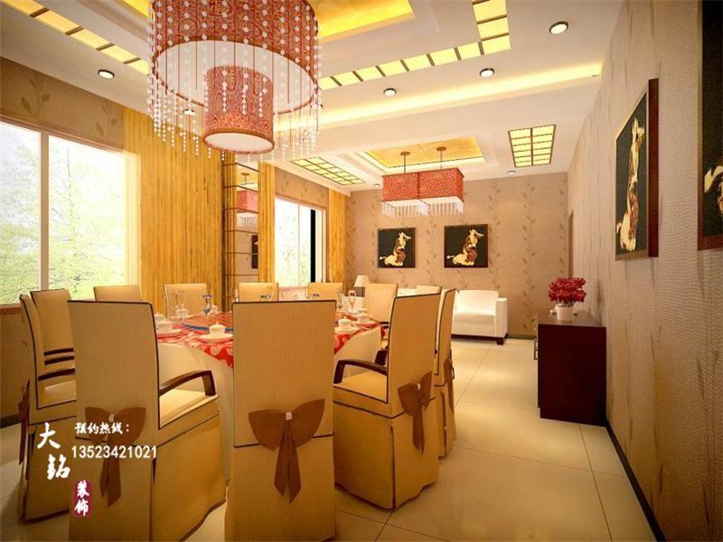 洛阳婚宴酒店装修设计高清图片