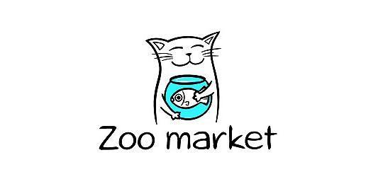 多款漂亮的猫科动物logo设计12345678