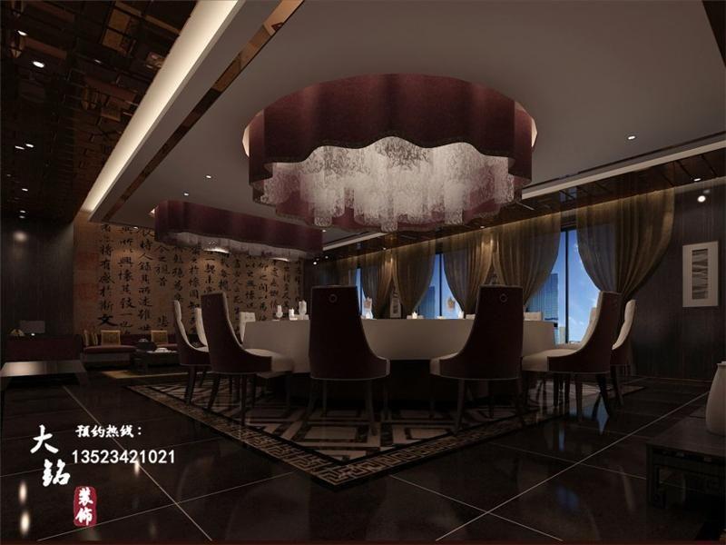 开封餐饮酒店装修设计以及经营管理-开封专业哥伦比亚大学室内设计精品图片