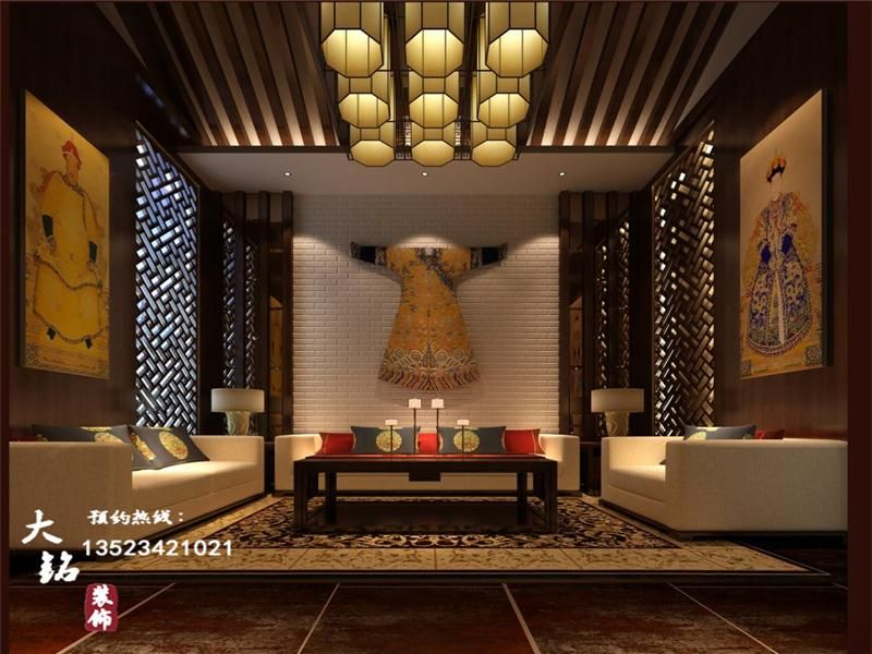 开封餐饮酒店装修设计以及经营管理-开封古城商丘精品的建筑设计和材料图片