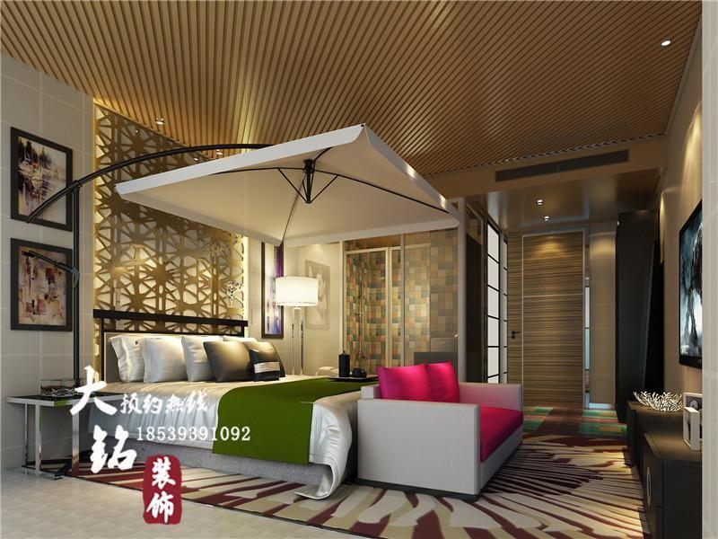 烟台主题酒店设计主题酒店设计123案例图片 最专业酒店设计装修公司