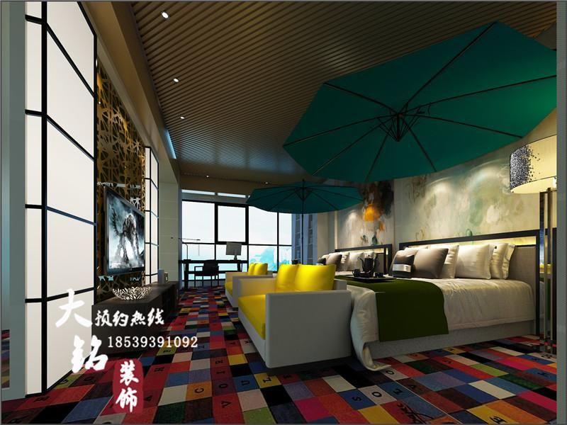 烟台主题酒店设计主题酒店设计1234567案例图片 最专业酒店设计装修