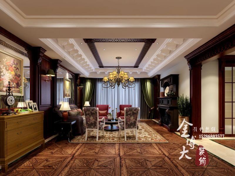 温哥华欧式风格别墅设计-公司动态
