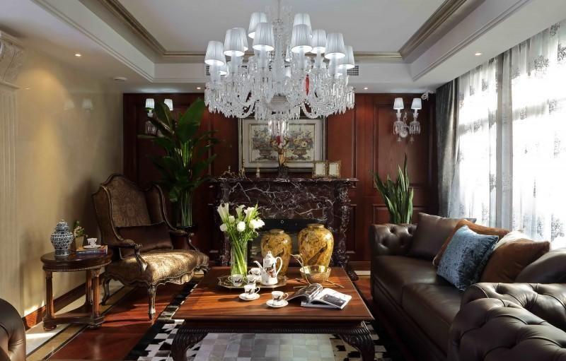 古典欧式别墅设计作品-公司动态
