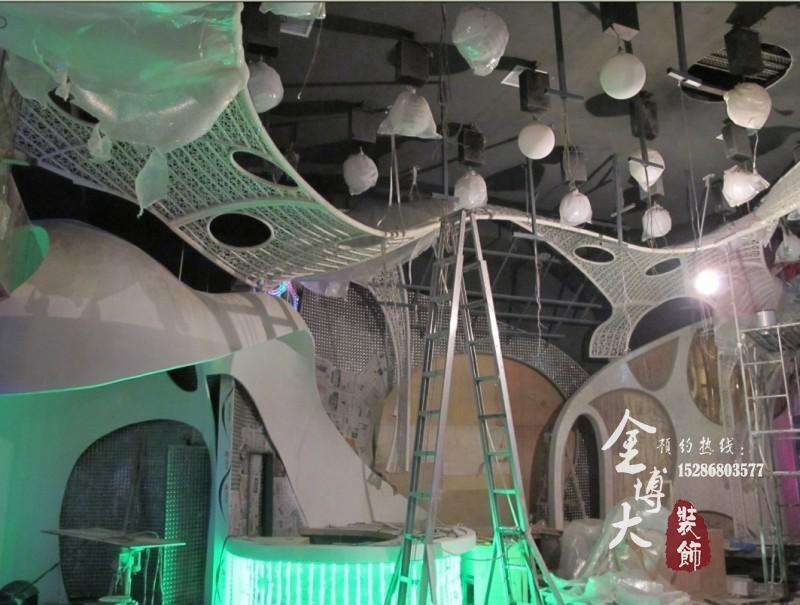 郑州休闲酒吧设计