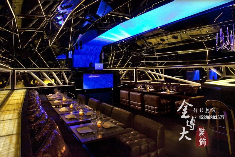 郑州酒吧装修公司