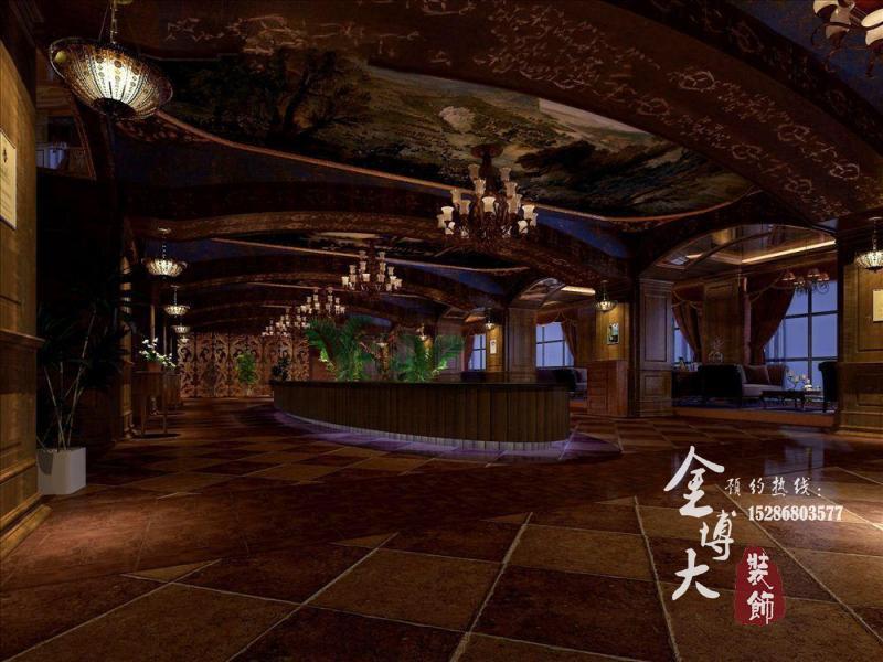 红动中国 郑州广告公司 郑州酒吧装修公司 设计案例  案例名称