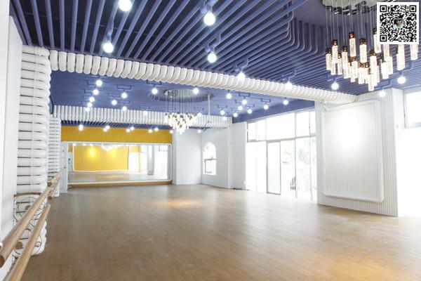 郑州舞蹈室装修设计公司案例12345案例图片 郑州舞蹈室设计公司的空高清图片