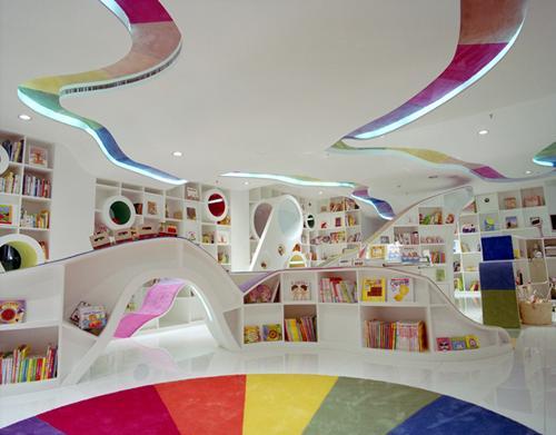 儿童绘本馆装修设计-公司动态