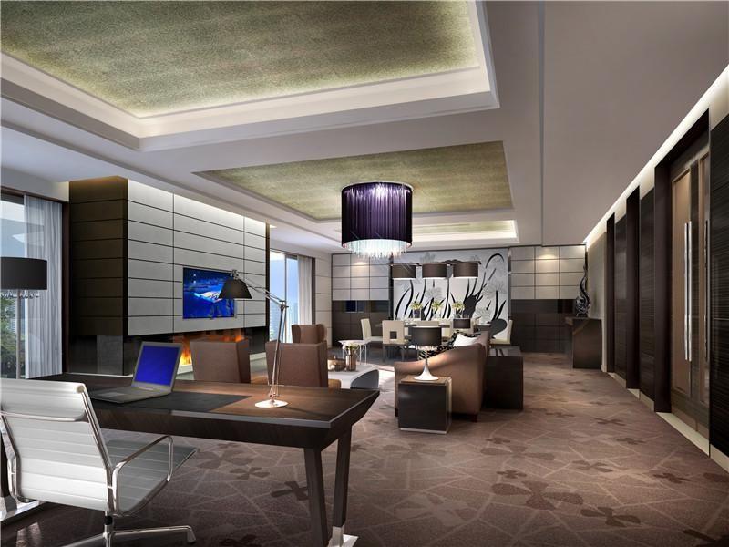 郑州专业汽车4S店装饰设计公司的空间 红动中国设计空间 商务酒店高清图片