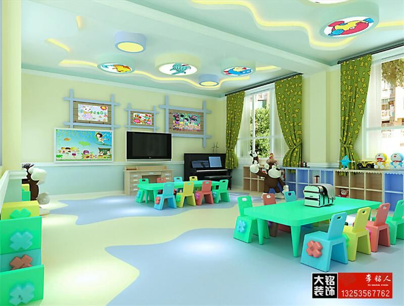 幼儿活动室的地面不宜使用地毯