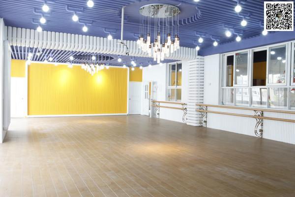 郑州舞蹈室装修设计公司123456案例图片 郑州舞蹈室设计公司的空间 高清图片