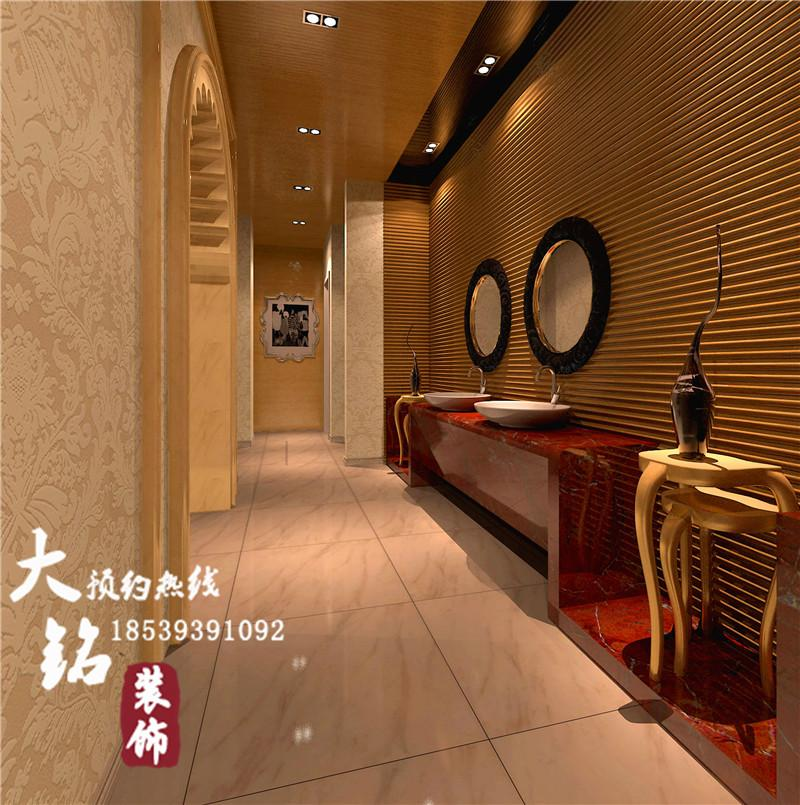郑州美容院加盟连锁装修设计公司-美容院品牌排行装修图片