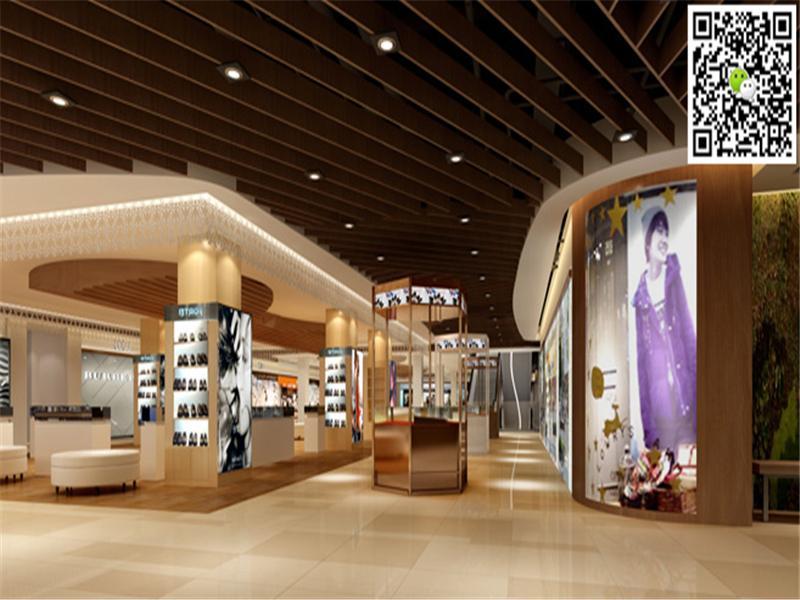 郑州百货大楼设计施工公司图片