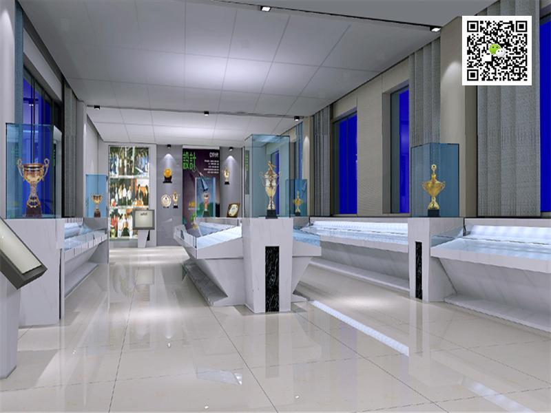 郑州办公楼装修12345案例图片 郑州办公室装修公司的空间 红动中国