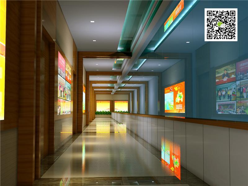 郑州办公楼装修1234567891011121314151617案例图片 郑州办公室