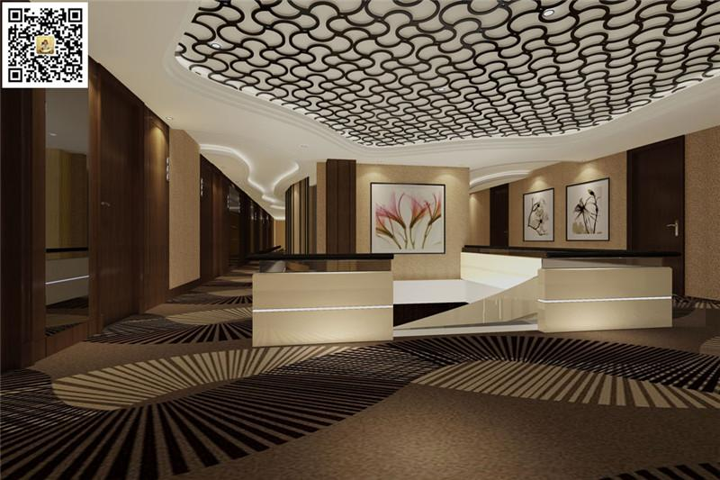 白银精品酒店装修设计公司【主题酒店装修设计案例】123