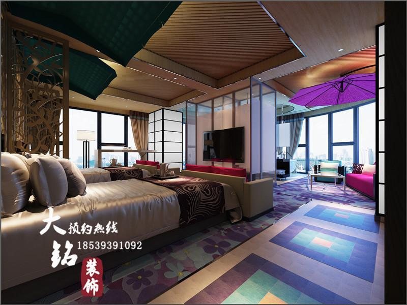 杭州精品酒店装修设计公司-主题酒店装修设计