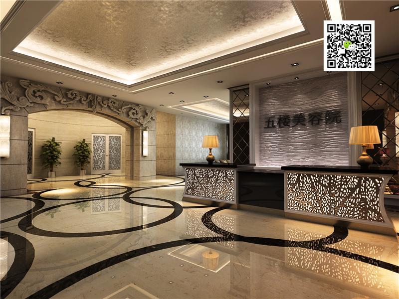 郑州健身房装修设计-郑州健身俱乐部装修公司-设计