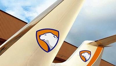 大白熊商务航空品牌设计12