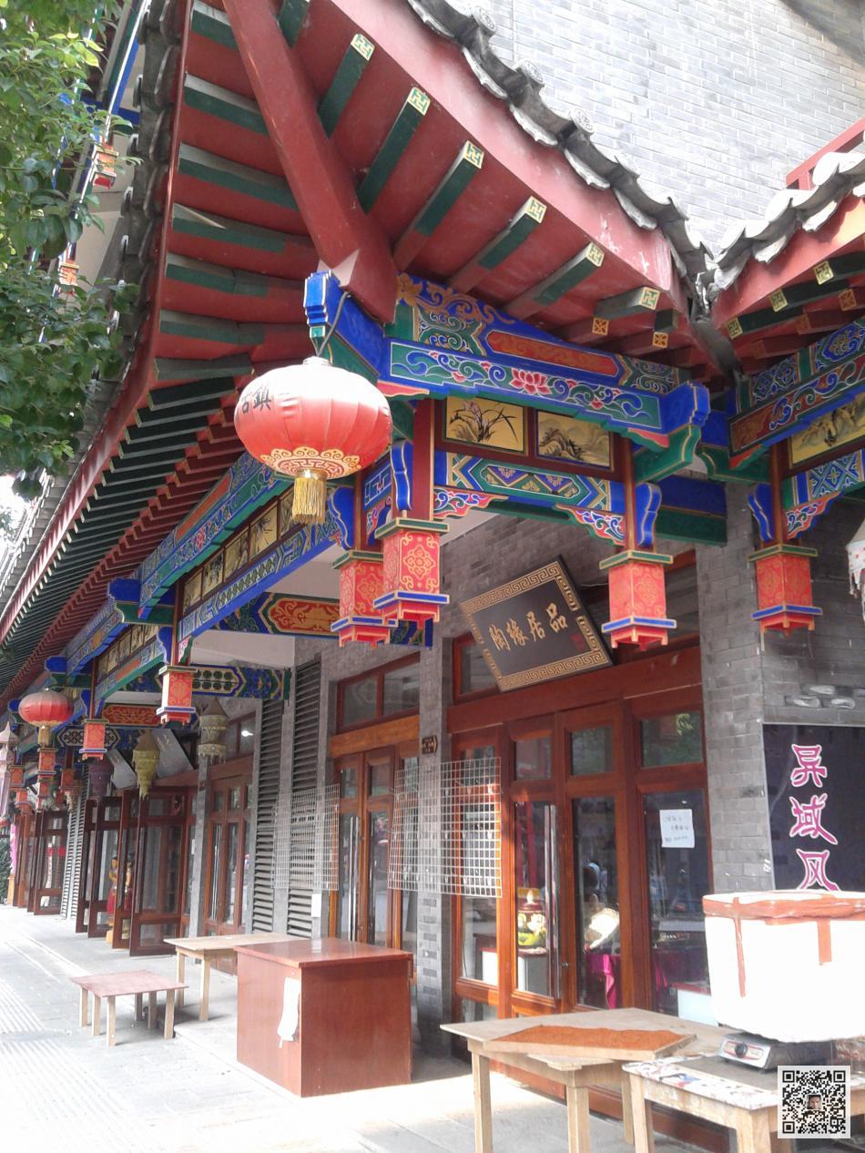 郑州文化街彩绘12案例图片 郑州壁画公司,酒店壁画,郑州浮雕公司,手绘油画公司,别墅壁画的空间 红动中国设计空间 郑州文化街彩绘 古建彩画