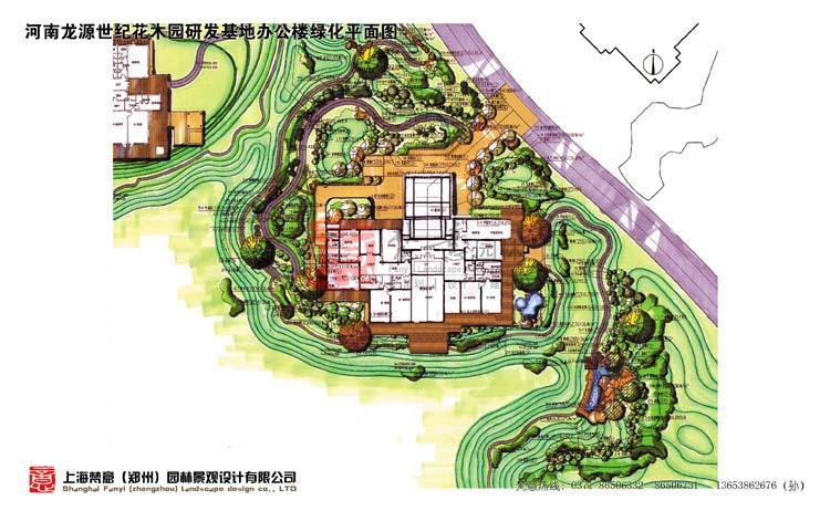 郑州园林景观设计公司-梵意