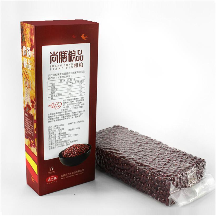 燕之坊五谷包装设计,五谷杂粮包装设计,粮食包装设计公司12案例图