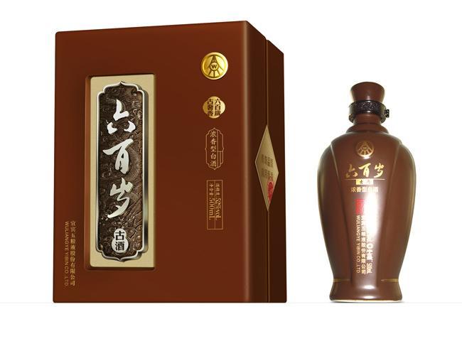 六百岁酒包装设计案例|白酒高档包装盒设计|手提袋包装设计|酒瓶设计