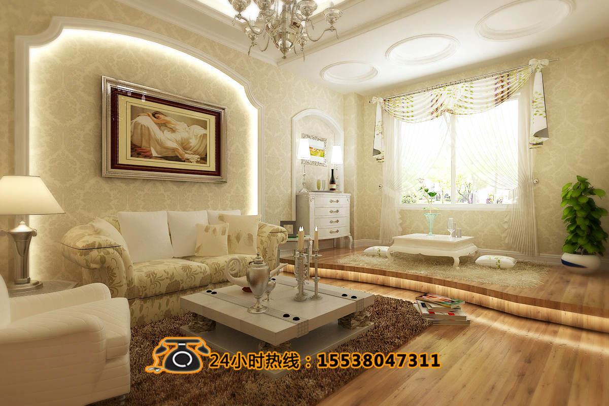 郑州欧式装修公司-郑州装饰公司-设计案例图片