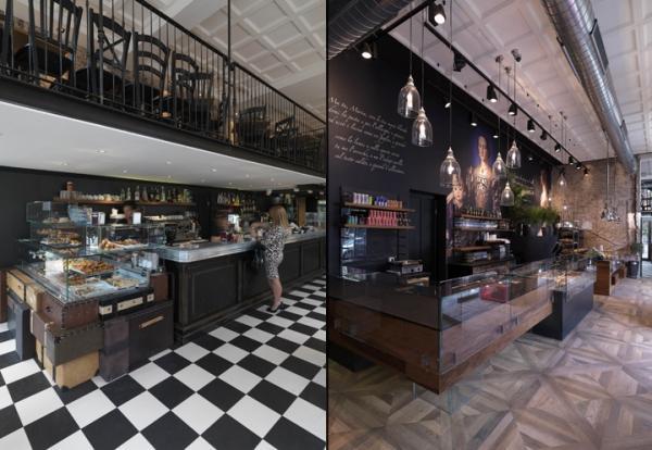 成都咖啡厅装修设计公司