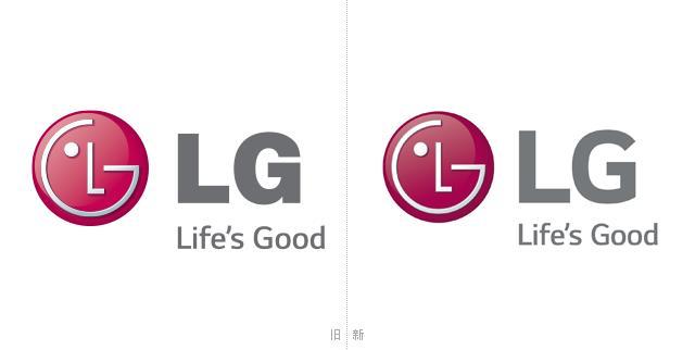 微整形的LG集团LOGO