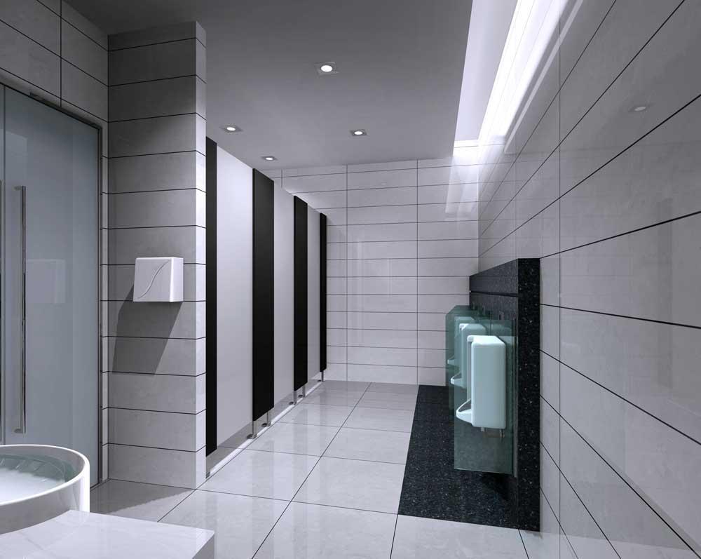 郑州写字楼装修公司123456案例图片 郑州办公室装修设计公司的空间